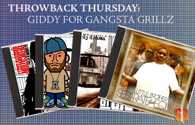 Throwback Thursday: Giddy for Gangsta Grillz : Screens and ...