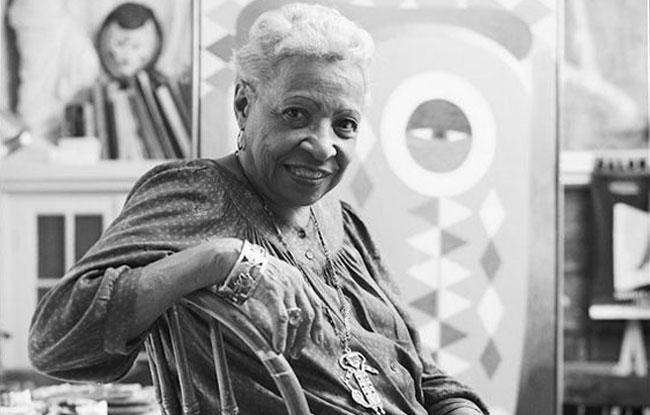 Lois Mailou Jones Retrospective At Museum Of Fine Arts Boston Screens And Rhymes Quot Sharing
